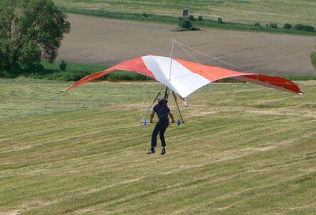 kurz létání na rogale